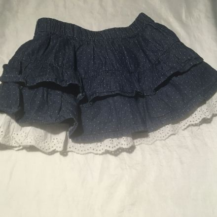 12-18 Month Denim Skirt